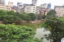 Nhà mặt phố, phố bán cafe phố Chùa Láng, 60m2, 5 tầng, mặt tiền 8m, chỉ 18.2 tỷ
