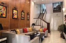 Bán nhà xây mới ngõ 34 Hoàng Cầu - Đống Đa, 37m2, 5 tầng, gần hồ Hoàng Cầu, giá 4 tỷ