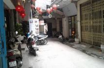 Bán nhà mặt ngõ phố Thái Hà,HàNội.dt 30 m2 x4T,giá 4.2 tỷ.