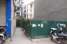 Bán nhà đất mặt phố Hồ Tùng Mậu, Nam Từ Liêm, 40m2, MT 4m, 9.8 tỷ, lô góc hiếm
