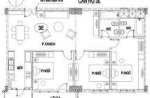 Bán căn hộ 118m2 chung cư Intracom Trung Văn giá cắt lỗ