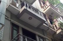 Bán nhà phố Xuân Thủy Cầu Giấy, 39m, MT:3,6m, 5 tầng đẹp, cách ô tô 20m