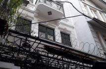Bán nhà ngõ phố Tôn Đức Thắng, gần ngã tư Ô chợ Dừa, 40m2,5.8 tỷ, ô tô vào nhà