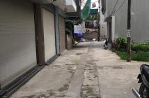 Bán đất phố Phú Thượng, Tây Hồ. DT 46m2 mặt tiền 4,5M, ô tô đỗ cổng giá 1,8 tỷ. LH 0976376027