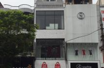 Bán nhà mặt phố Sơn Tây, Kim Mã, Ba Đình, 46m2, 5 tầng giá 15,5 tỷ