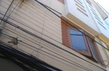 Bán nhà đẹp phố Khương Trung ô tô đỗ cửa. DT 42M2, 5T, mặt tiền 6M, giá 3.9TỶ.