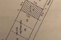 Bán nhà Vĩnh Hưng 30m, 3 Tầng MT 4m, 1.35 tỷ cực đẹp vuông như phân lô.