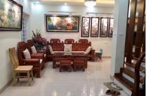 Bán nhà Võ Thị Sáu quận Hai Bà Trưng, Oto, gần hồ 65m2x5t, MT5m.