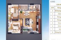 Cần bán căn hộ 75 m2 tại Athena Xuân Phương