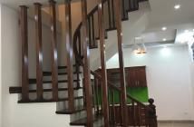 Bán nhà Xuân Thuỷ, Cầu Giấy gần ĐH Quốc Gia, DT 38m2 x 5 tầng thiết kế cực đẹp giá 4,2 tỷ