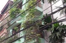 Chính chủ bán nhà khu phố Trần Thái Tông, ô tô, KD, DT rộng 92m2, 5 tầng, MT 5.2m, giá 10,8 tỷ