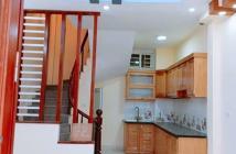 Bán nhà 3 tầng, móng 5 tầng, sổ đỏ 32m2 La Khê, Hà Đông, giá 1,65 tỷ