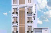 Bán tòa nhà 8,5 tầng mặt phố Mễ Trì Thượng....GIÁ=27tỷ