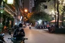 Bán nhà phố Nguyễn Chánh, cầu giấy 15tỷ 6T 90m2, thang máy, gara ôtô