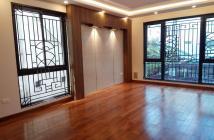 Bán nhà ngõ 37 Trần Quốc Hoàn, 45m2 x 5T mới, gara ô tô, ngõ 9m, 8,6 tỷ