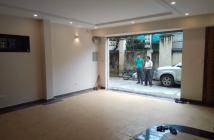 Bán nhà phân lô ngõ 9 Trần Quốc Hoàn 45m2 x 6T mới, gara ô tô, giá 8.3 tỷ