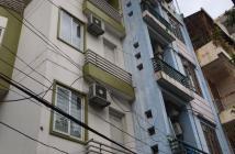 Gia đình vào Nam, bán gấp nhà P/L Giang Văn Minh, DT 50m2, 5 tầng, 7.7 tỷ, ô tô, KD, VP