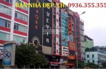 Bán nhà mặt phố Trần Thái Tông, Cầu Giấy, DT 60m2, 7 tầng, thang máy, MT 6m, giá 19 tỷ