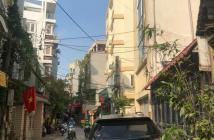 Bán gần mặt phố Hoa Bằng- Cầu Giấy- Ô tô tránh – kinh doanh sầm uất, diện tích lý tưởng