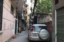 Bán nhà phân lô, ô tô tránh gần Giải Phóng, 45m2, 4 tầng, mặt tiền 4m, giá 5,15 tỷ