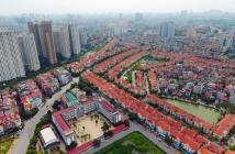 Tuyệt đỉnh bán gấp liền kề Làng Việt Kiều Châu Âu view hồ 7,5 tỷ tặng kèm nội thất 1 tỷ