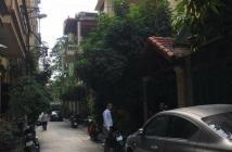 Bán nhà phân lô ngõ 61 Lạc Trung, vỉa hè, ô tô tránh, VPCT, 100m2 x 5 tầng, MT 5.5m, giá 11.5 tỷ