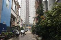 Bán gấp LK chung cư viện Bỏng, gần Phùng Hưng, 70m2, 4 tầng, trước nhà để chục cái ô tô, 5,8 tỷ