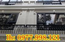 Bán nhà Bằng A, Bằng Liệt, ô tô đỗ cửa, thoáng 2 mặt, DT 37m2, 4 tầng, giá 3.1 tỷ. LH 0977998121