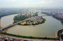 Cung điện tráng lệ khu Tây Nam Linh Đàm, 300m2, MT 32m