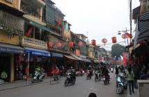 Mặt phố Hàng Ngang, mặt tiền 8.6m, 148tỷ = 270m2, gần hồ Hoàn Kiếm, khách sạn khách Tây