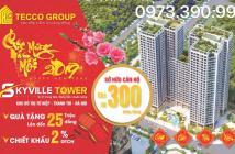 """TECCO SKYVILLE TOWER Thanh Trì, """" Thiên đường"""" trong tầm tay bạn!"""