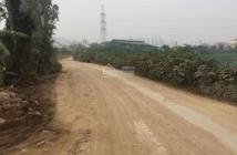 Đất huyện Thanh Oai, diện tích 57m2, MT 5m, đường ô tô.