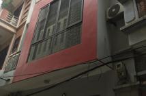 Bán nhà mặt ngõ khu vực Tôn Đức Thắng 39m2 giá 3,5 tỷ.