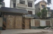 Bán biệt thự đơn lập khu đô thị Resco Cổ Nhuế 74 Phạm Văn Đồng khuôn viên rộng mật độ thấp an ninh
