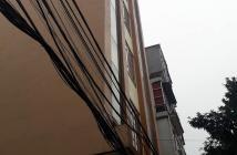 Bán Tòa nhà mặt phố mặt tiền rộng vỉa hè rộng, thang máy Nguyễn Khả Trạc 12.8 tỷ.