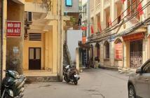 Nhà đẹp ngõ 5 Hoàng Quốc Việt, 63m2, 4T, MT 4m, giá 3,85 tỷ