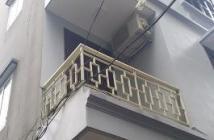 Bán nhà đường Võ Thị Sáu, quận Hai Bà Trưng 40m2 6 tỷ NGÕ Ô TÔ TRÁNH