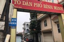Bán 85m ,Mt 5,5m, Đg rộng 7m-Trục chính Bình Minh.