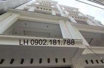Nhà 5 sao Nguyễn Đổng Chi, Từ Liêm. 43m, 6 tầng, mặt tiền 5 m, giá 7.2 tỷ.