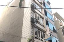 Cần bán nhà Phạm Văn Đồng, Bắc Từ Liêm, 6 tầng, 105m2, Thang Máy, KD, Vỉa Hè Rộng.