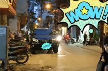 Bán nhà mặt phố Bùi Thị Xuân, kinh doanh siêu VIP, 5T, giá chỉ 18 tỷ