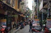 6 tầng mặt phố Ngõ Huyện 20/30m MT 3.8m 21.7 tỷ kinh doanh sầm uất suốt ngày đêm.