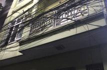 Bán nhà phố Tấn Ấp, Ba Đình, DT 62m2 x 4 tầng, ô tô vào nhà giá 4,4 tỷ