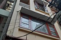 Định Công Hạ, Hoàng Mai, 52m2, 5 tầng, MT 4.3m, giá 4 tỷ