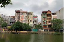 Nhà đẹp mặt hồ Trung Kính, thang máy chờ 125m2 , 18 tỷ. LH: 0974049597.