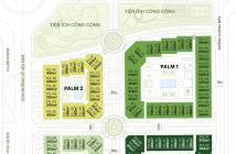 Xuất ngoại giao 2 căn cuối cùng Palm Garden Shop Villas Phú Quốc. 45tr/m2 Sở hữu lâu dài - Tự do