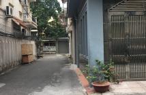 Bán đất tặng nhà Hoàng Quốc Việt 57m, mt 7.6m, ô tô tránh, sát phố