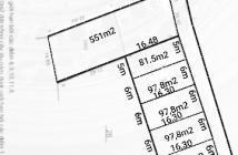 Chính chủ bán đất thôn Thanh sơn , Sóc Sơn 97.8m²