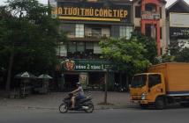 Bán nhà mặt phố Bà Triệu, gần hồ, 200m2, mặt tiền 6.5m, LH 0982898884