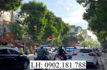 Nhà mặt phố Trần Quốc Hoàn, Cầu Giấy, 43m2 giá 14.6 tỷ. LH 0902181788.